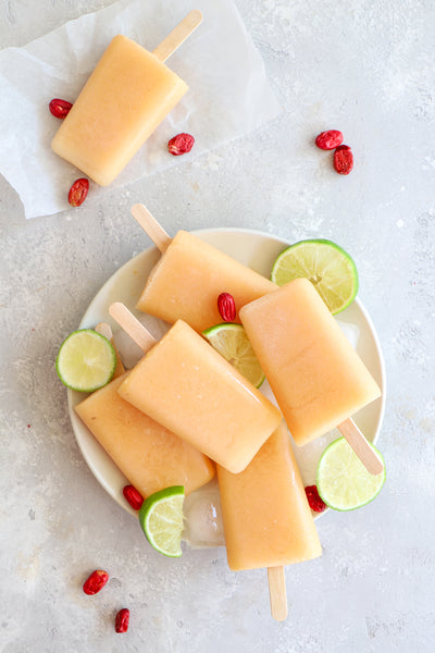 Recette glace tropical oasis