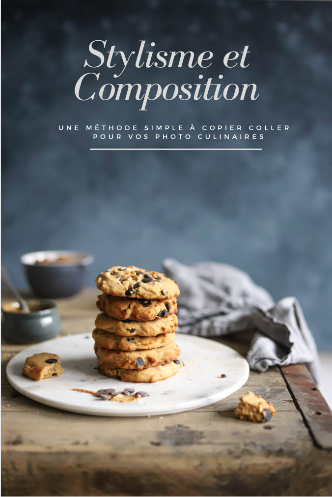 NEW! Ebook Stylisme et Composition Culinaire