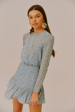 Blossom Long Sleeve dress