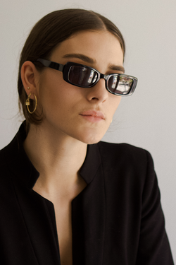 Evie Black sunglasses