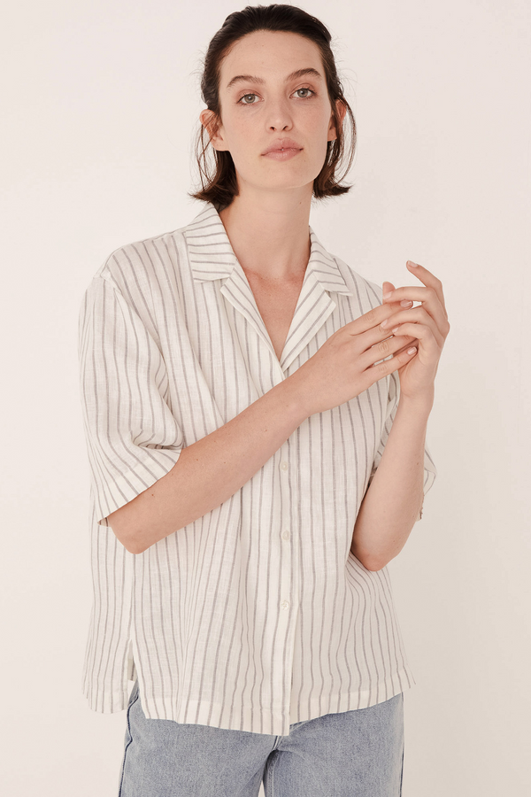 Airlie Stripe shirt
