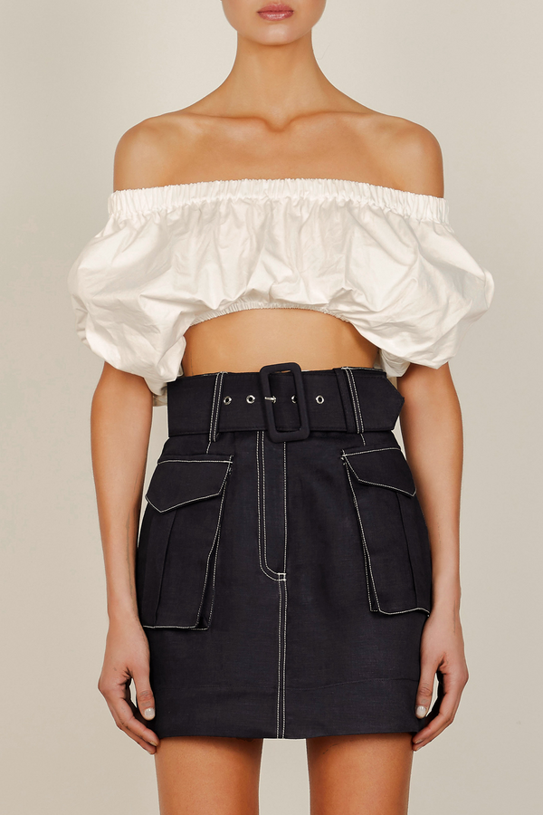 Ellington Utility Mini skirt