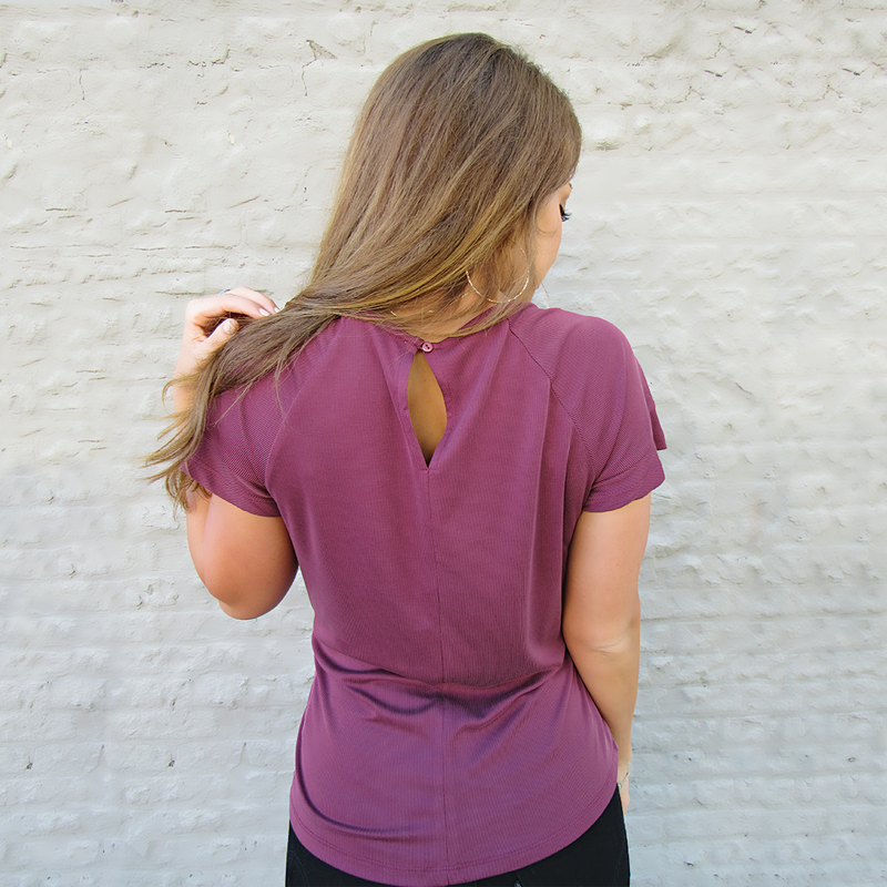 Side Knot Top