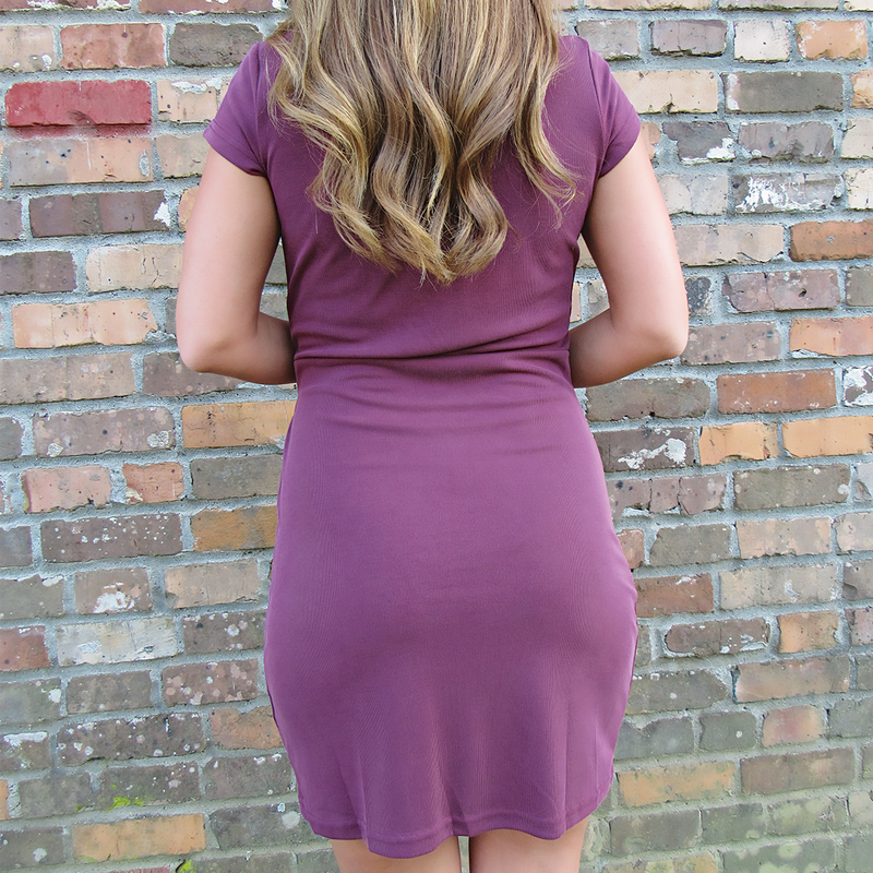 Side Knot Dress