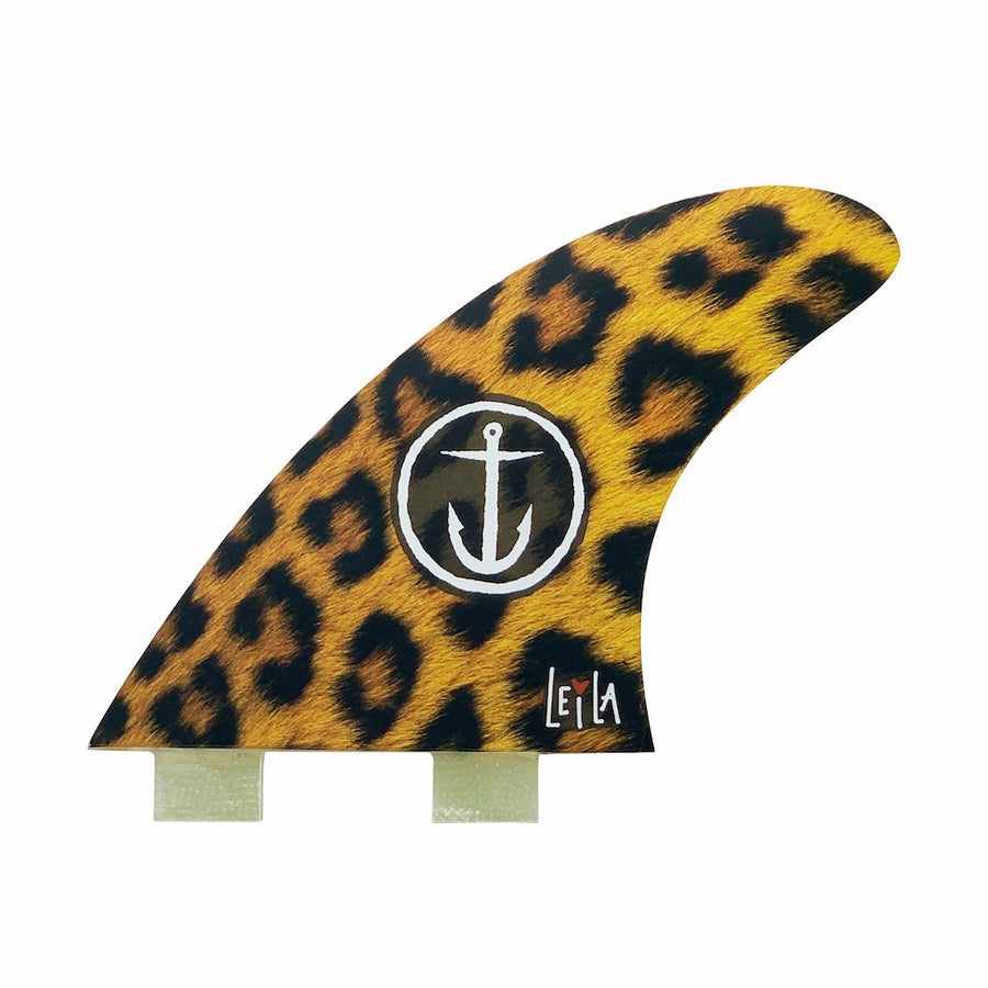 LEILA HURST CHEETAH (TWIN TAB) - Captain Fin Co.