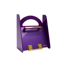 Load image into Gallery viewer, LUCID MEDIUM PURPLE Purse