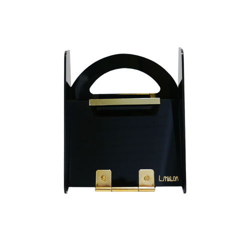 LUCID MEDIUM BLACK Purse