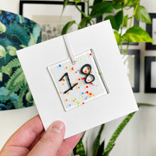 Load image into Gallery viewer, 18th Birthday Card