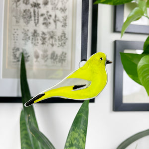 Greenfinch Decoration