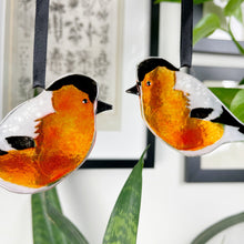 Load image into Gallery viewer, Bullfinch Decoration