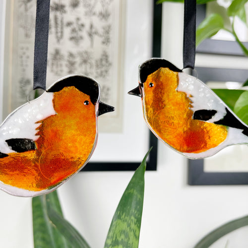 Bullfinch Decoration