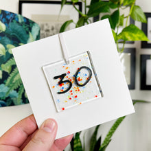 Load image into Gallery viewer, 30th Birthday Card