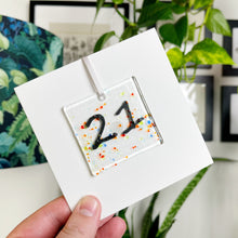 Load image into Gallery viewer, 21st Birthday Card