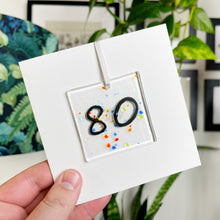 Load image into Gallery viewer, 80th Birthday Card