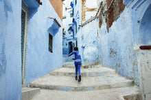 Load image into Gallery viewer, Morocco, Blue City