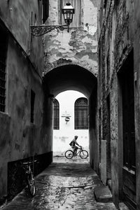 Florence, Cyclist
