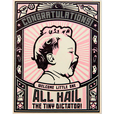 tiny dictator (girl)