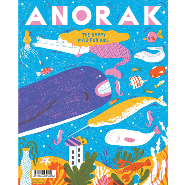Anorak issue 40 / Under The Sea