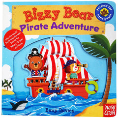 bizzy bear pirate adventures