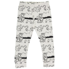 Mr Men leggings