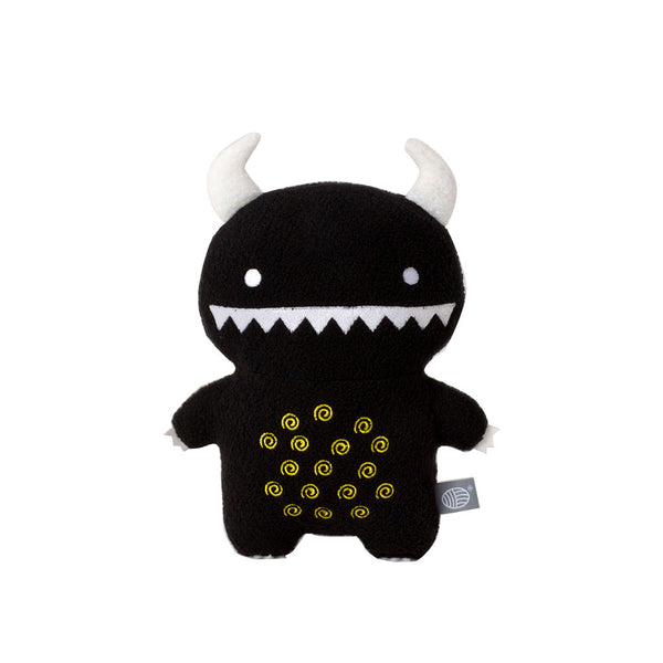 black ricemon plush toy