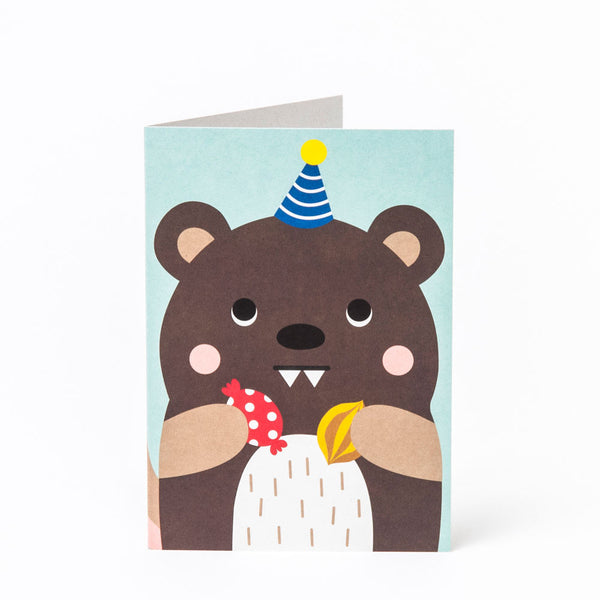 ricesquirrel greeting card