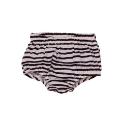 black strip baby bloomers