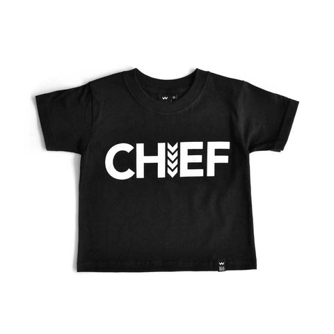 black chief tshirt