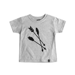 grey arrows tshirt