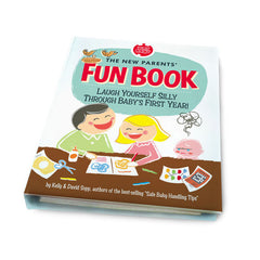 the new parent's fun book by WryBaby