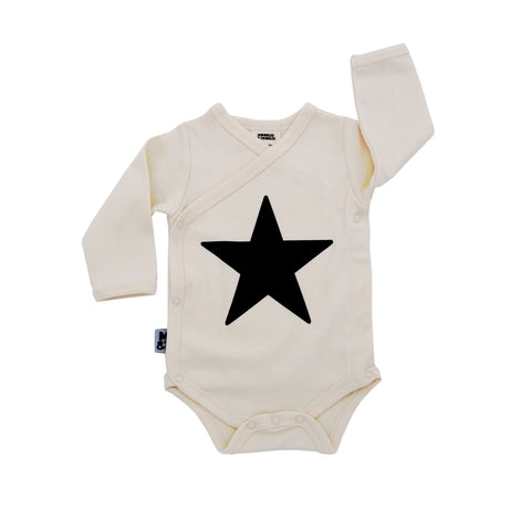 Black Star bodysuit (natural)