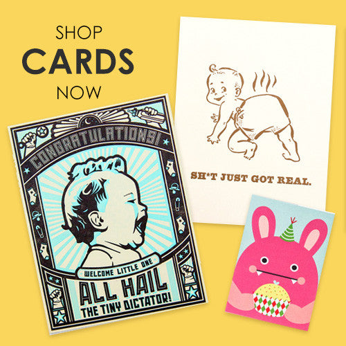Gorgeous Greeting Cards For Newborns & Kids