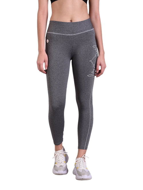 Leggings Red Cheri Active Taj Mahal - Gris oscuro (pizarra)