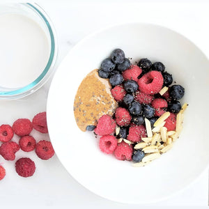 Berry Protein Bowl