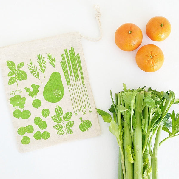 Market Produce Bags (Set of 3)