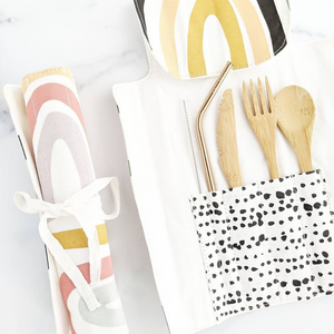 Eco-Friendly Reusable Cutlery Kit