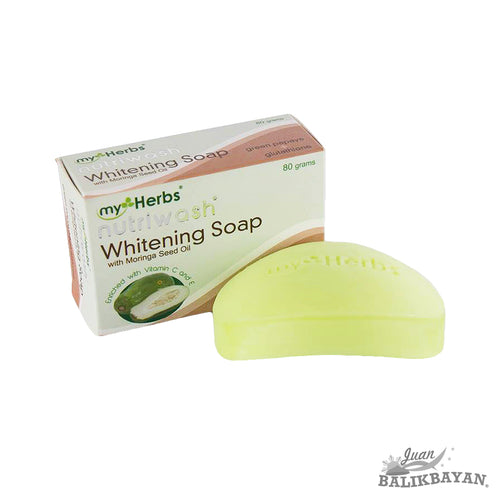 Nutriwash Whitening Soap