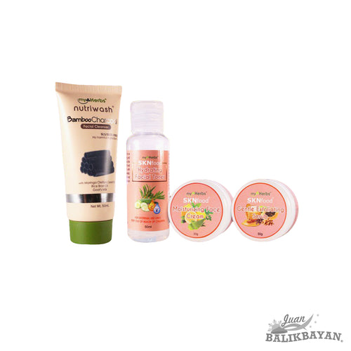 SKNfood Beauty Travel Set