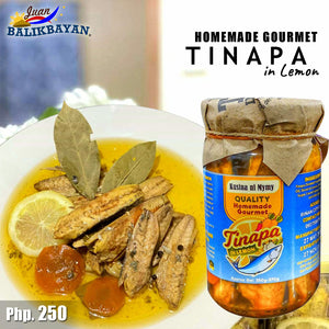 Gourmet Tinapa in Lemon