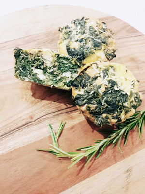 Spinach & Fetta Cakes