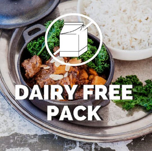 Dairy free plan 7/5 days