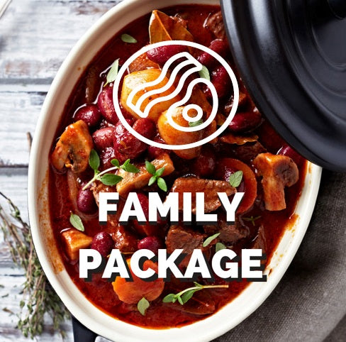 Halal Family package 28 Meals