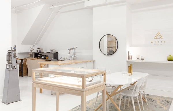 ATTIC Studio featured in Toronto Makes by Randi Bergman