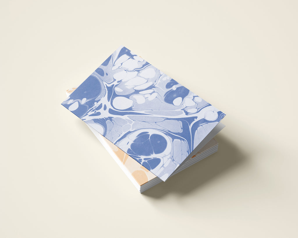 Marbled Notecard Box Set