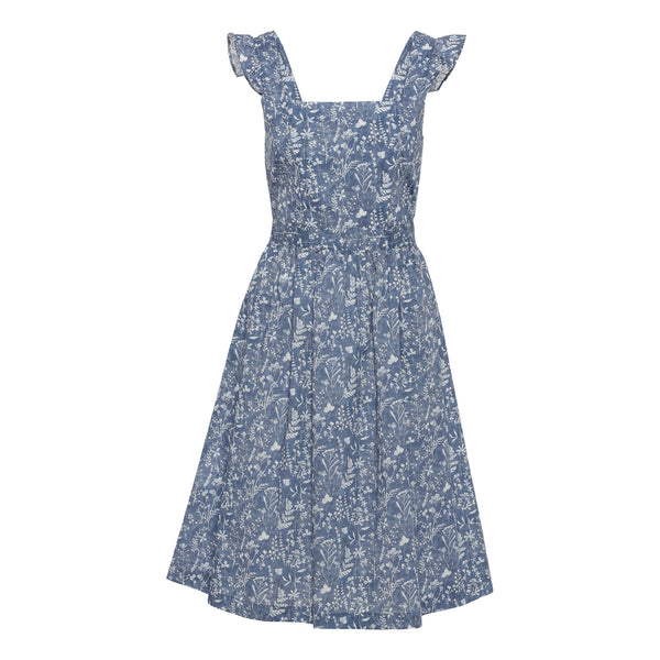 Blue field - Maren dress
