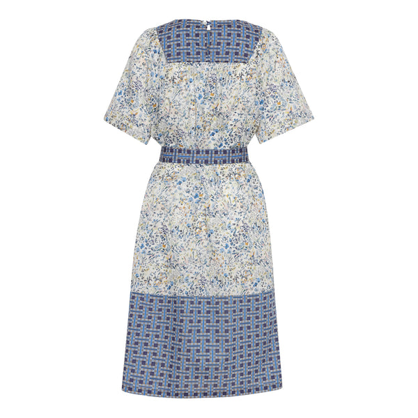 Nathalie dress - Blue
