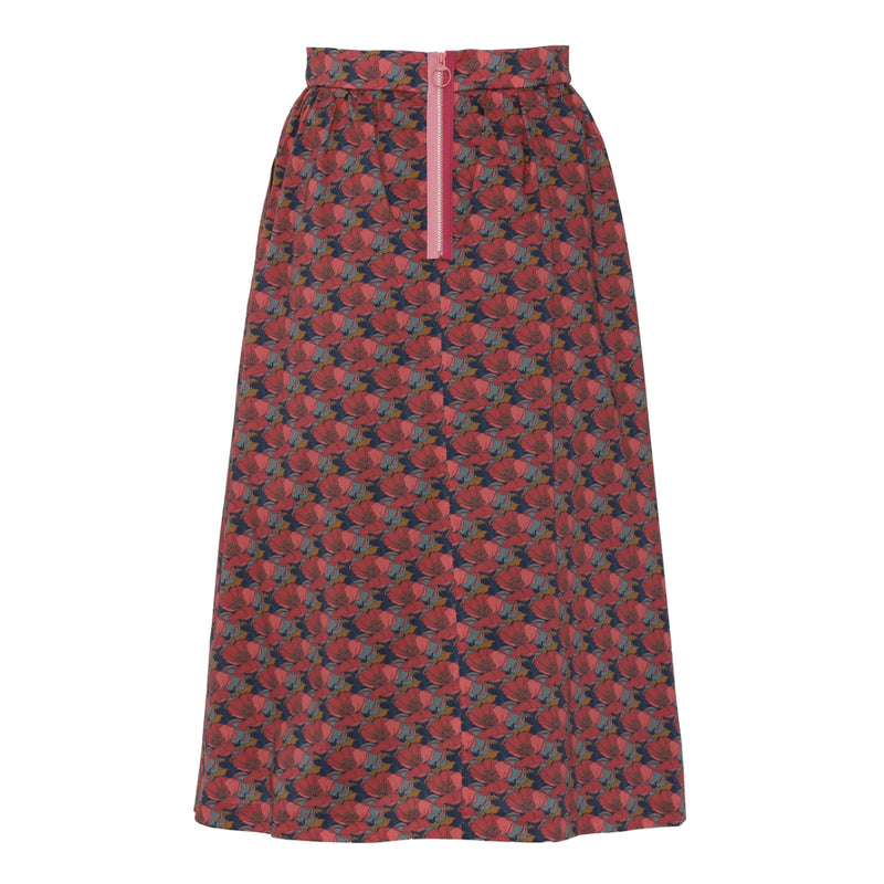 Betty Skirt-Red