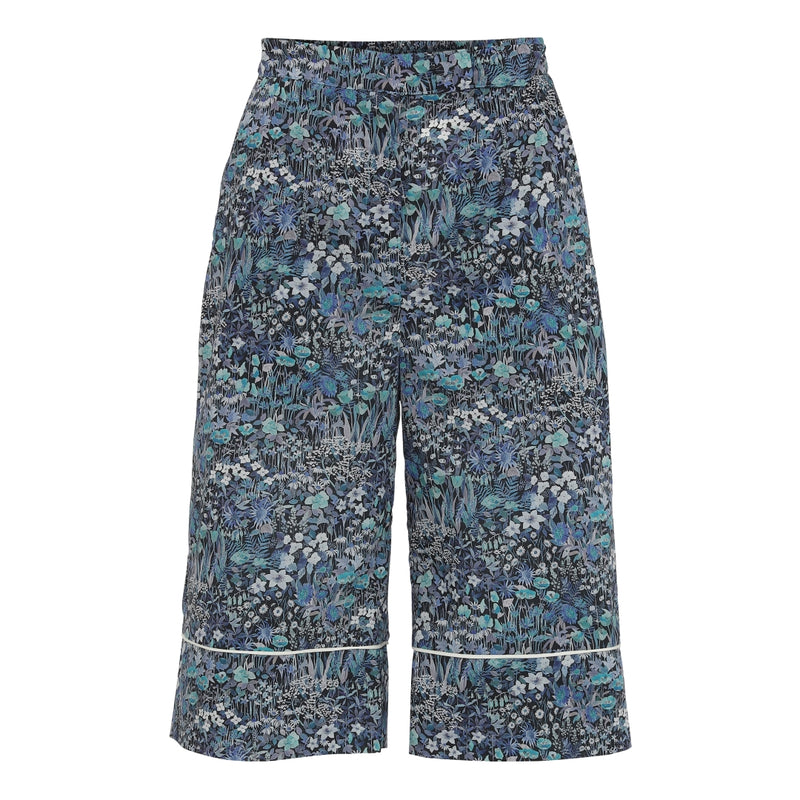Ella Shorts Blue Liberty