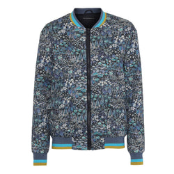 Emma quilted jacket-Blue Liberty