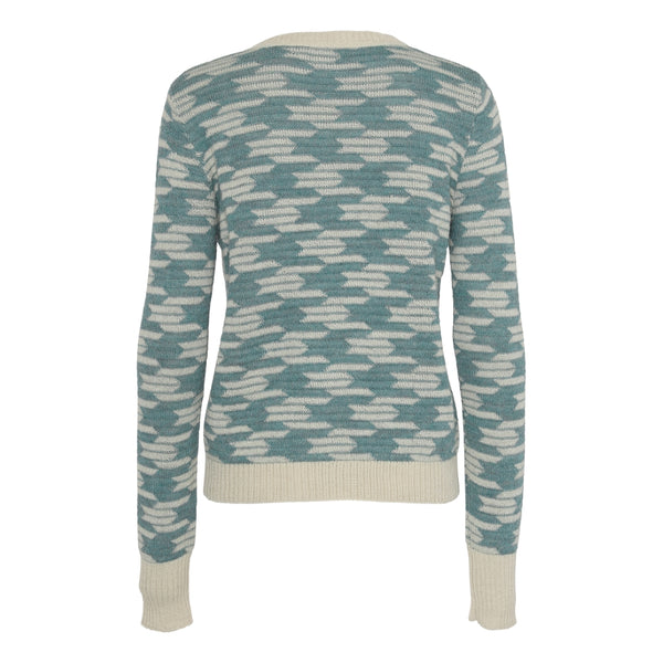Peru round neck sweater